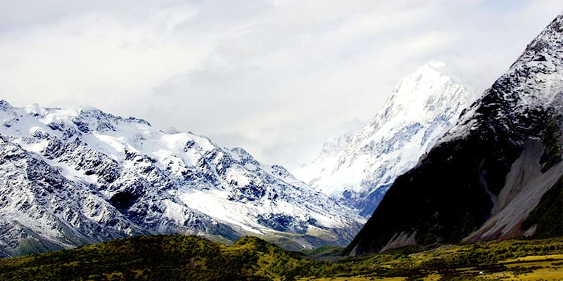 Mount Cook National Park1