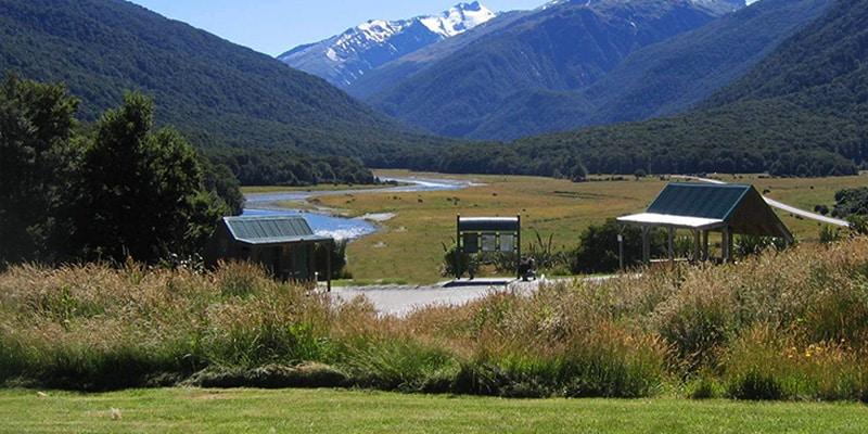 Cameron Flat Campsite1