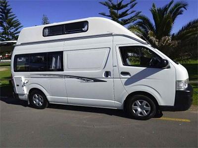 5ab6f1b86f ... SAS Hi-Top Campervan – 4 Berth – external ...