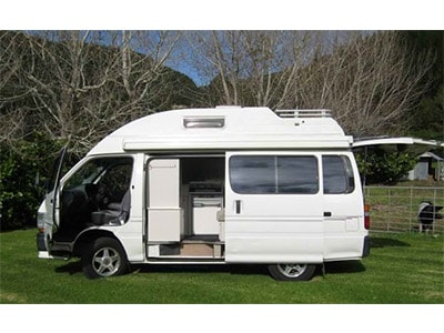 Sas Hi Top With Tent Campervan 2 3 Berth
